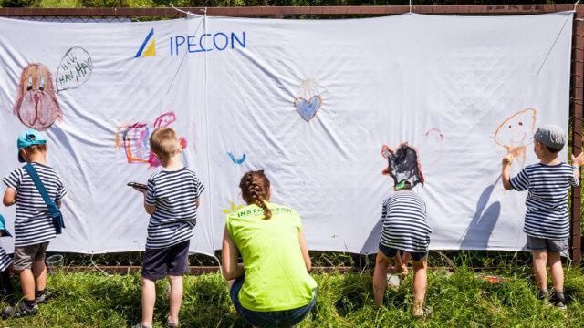 Den deti 2017 - malovanie