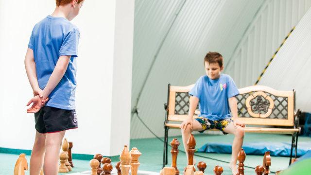Deň detí 2015 - sach