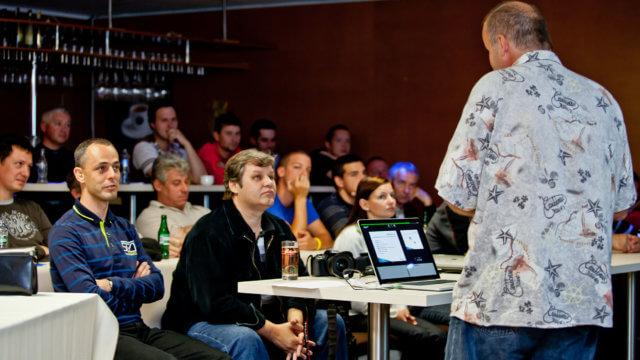 prezentácie - projekcia technológia