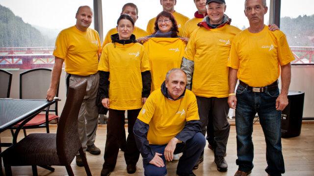 žlté družstvo