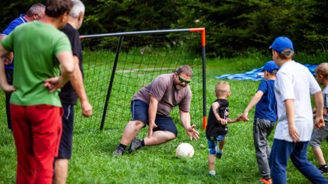 Športový deň 2019 - futbalové nasadenie